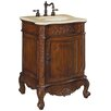 "<strong>Belle Foret</strong> 26"" Petite Bathroom Vanity Set"