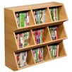 <strong>Stackable Mud 3 Compartment Cubby</strong> by Venture Horizon