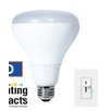 Bulbrite Industries Dimmable LED Reflector Light Bulb