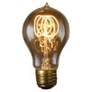 <strong>Bulbrite Industries</strong> Nostalgic Edison 25W 120-Volt (2700K) Incandescent Light Bulb