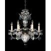 Schonbek Bagatelle 7 Light Crystal Chandelier