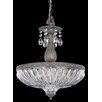 Schonbek Milano 4 Light Inverted Pendant