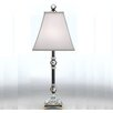 "Schonbek Exclusive 27.5"" H Table Lamp with Empire Shade"