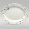 """<strong>Arbour 16"""" Oval Platter</strong> by Noritake"""