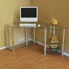 RTA Home And Office Corner Computer Desk with Extension Table