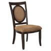 <strong>Montblanc Side Chair (Set of 2)</strong> by Steve Silver Furniture