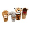 <strong>Bigmouth Zoo Puppet Set</strong> by Get Ready Kids