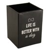 "BPONG ""Life is Better"" Pencil Cup"