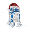 Kurt Adler 50-Light R2D2 Tinsel Decoration Lawn Lighting Display