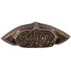 Brass Elegans Plymouth Solid Brass Decorative Drawer Pull
