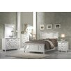 <strong>Alpine Furniture</strong> Winchester Panel Bedroom Collection