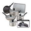 <strong>Farberware</strong> Nonstick 15-Piece Cookware Set