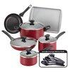 Farberware Non-Stick 15-Piece Cookware Set