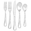 Farberware Capers Mirror 20-Piece Flatware Set