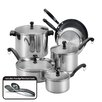 Farberware Classic Series II 12 Piece Cookware Set