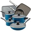 <strong>High Performance 12-Piece Cookware Set</strong> by Farberware