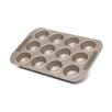 <strong>Farberware</strong> Soft Touch Bakeware Nonstick Carbon Steel 12 Cup Muffin Pan