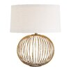 "ARTERIORS Home Grayer 23"" H Table Lamp with Drum Shade"