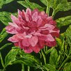 Pro Tour Memorabilia Pink Bloom Painting Print