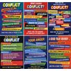 Didax Conflict Resolution Posters (Set of 6)