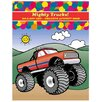 <strong>Mighty Trucks Activity Book</strong> by Do A Dot Art