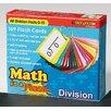 Edupress Math In A Flash Division Flash Card