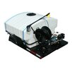 Cam Spray 2500 PSI Cold Water Gas Pick Up Mount Pressure Washer with 150 Gallon Water Tank