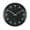 "Opal Luxury Time Products 4.8"" Dome Glass Wall Clock"