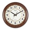 <strong>Opal Luxury Time Products</strong> 16.4'' Round Abs Wall Clock