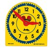 <strong>Judy Plastic Clock Class Pk 6-pk</strong> by Frank Schaffer Publications/Carson Dellosa Publications