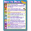 <strong>How To Pray For Kids</strong> by Frank Schaffer Publications/Carson Dellosa Publications