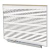 <strong>A2M Style Porcelain Magnetic Whiteboard</strong> by Ghent
