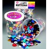 <strong>Asst Buttons 16 Oz Bucket</strong> by Hygloss Products Inc