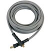"Mi-T-M 50-Foot (3/8"") 3000 PSI Pressure Washer Extension Hose"