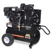 Mi-T-M 20 Gallon 2 Stage Wheelbarrow Air Compressor