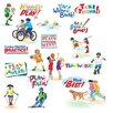 <strong>Bb Set Physical Fitness</strong> by Northstar Teacher Resource