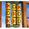 Gorilla Playsets Tic - Tac - Toe Spinner Pannel