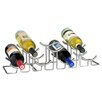 <strong>Spectrum Diversified</strong> Euro Hilo 7 Bottle Tabletop Wine Rack