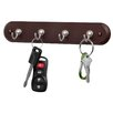 Spectrum Diversified Wall Mount Key Rack