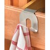Spectrum Diversified Over the Drawer/Cabinet Double Hook (Set of 6)