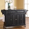 <strong>Kitchen Cart with Granite Top</strong> by Crosley