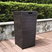 <strong>Palm Harbor Trash Bin</strong> by Crosley