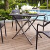 <strong>Crosley</strong> Palm Harbor Outdoor Wicker Folding Table
