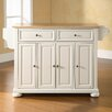 <strong>Alexandria Kitchen Island</strong> by Crosley