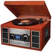 Crosley Memory Master II CD Recorder in Paprika