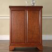 LaFayette Expandable Bar Cabinet in Classic Cherry