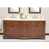 "<strong>Lanza</strong> Sligo 72"" Vanity Set with Backsplash"