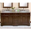 "<strong>Lanza</strong> Perkin 72"" Vanity Set with Backsplash"