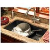 "<strong>Swanstone</strong> Swanstone Classics 32"" x 21"" Double Bowl Kitchen Sink"