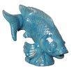 Emissary Home and Garden Big Fish Figurine